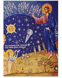 icon of creation